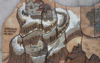 Mural Cami dels monjos 3